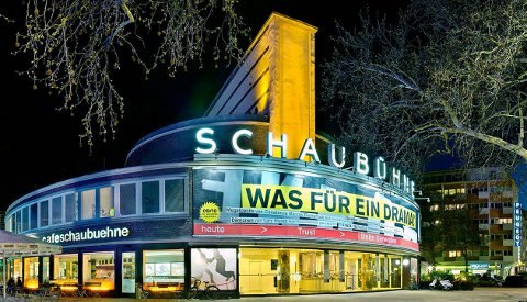 Берлинский театр Шаубюне