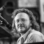 Артур Соломонов на презентации романа в Гоголь-центре (Москва)