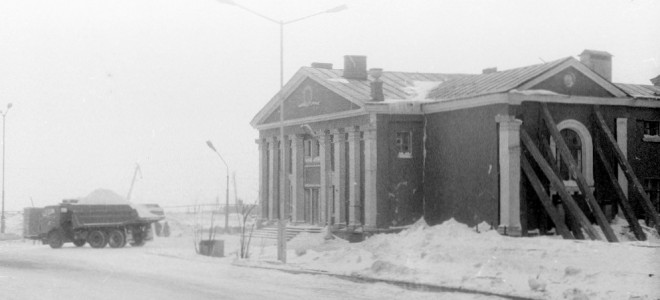 Норильский театр