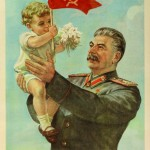 Сталин и карапуз