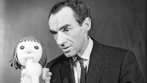 Гердт кукольник