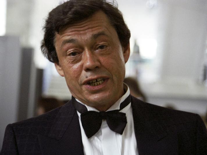 Актер Николай Караченцев