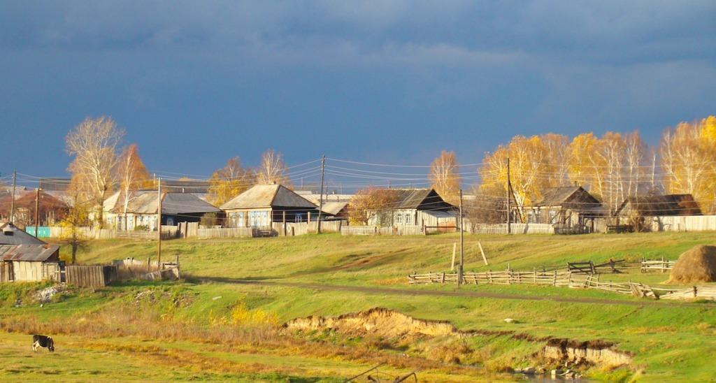 село Чумай